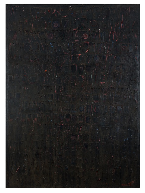 , 'A different 10,' 1964, Galerie F. Hessler
