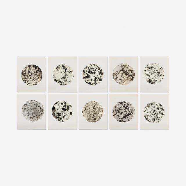 'Untitled (ten works)', Wright