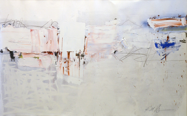 Robert Robinson, 'Winter Whites', The Bonfoey Gallery