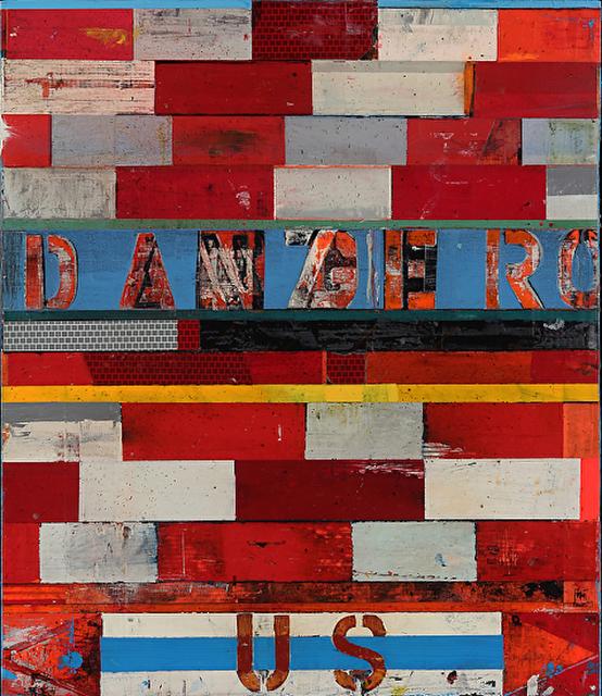 , 'DangerUS: Cautionary Tales ,' 2015, Andra Norris Gallery