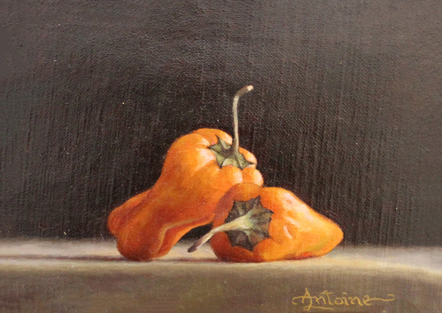 , 'Peppers I,' , LeMieux Galleries