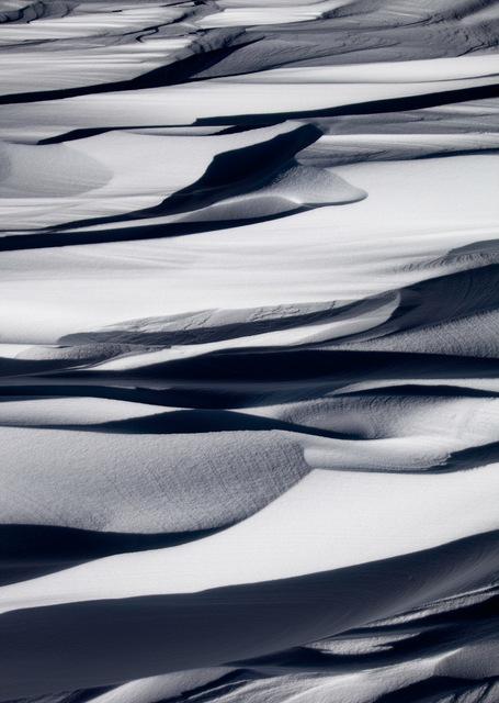 , 'Sastrugi IV - S84°06 E055°01, Antartica,' 2012, Bernheimer Fine Art