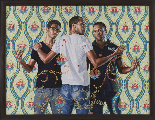 , 'The Three Graces, 1881-1956,' 2012, Galerie Daniel Templon