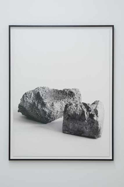 , 'Bearing Masonry. Concrete Block (1923)/Serie 2,' 2016, Charim Galerie