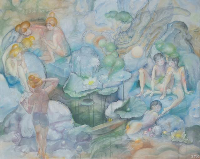 , 'Avalokiteśvara,' 2019, Galerie pompom