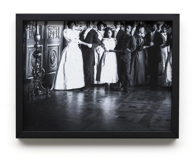 , 'Last Year in Antananarivo,' 2016, Tyburn Gallery
