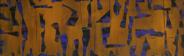 Ahmet Oran, 'Untitled abstract', Roseberys