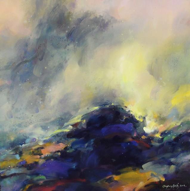 Ou Yang Jiao Jia, 'Blue Hill', 2012, BAM Gallery