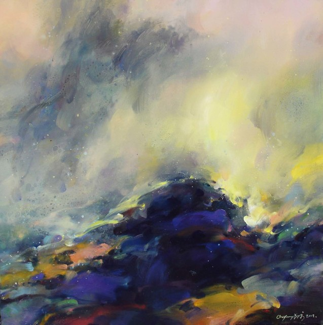 , 'Blue Hill,' 2012, BAM Gallery