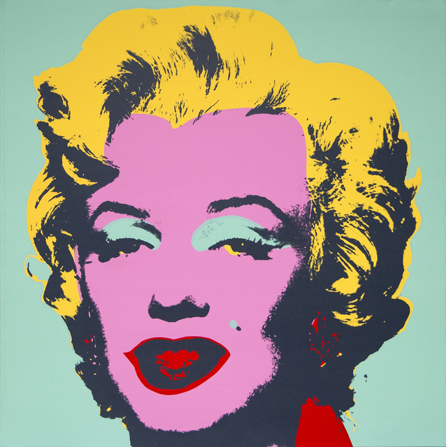 Andy Warhol, 'Marilyn Monroe', 1967, Print, Silkscreen in colors, Heather James Fine Art Gallery Auction