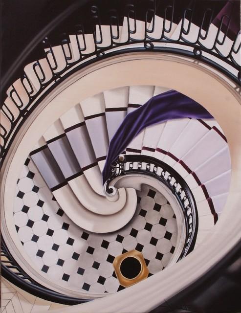 , 'Vertige 2,' 2008, L'Arbre à Plumes