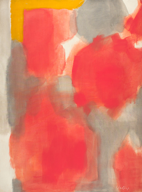, 'Red Gold,' 1958, Caldwell Gallery Hudson