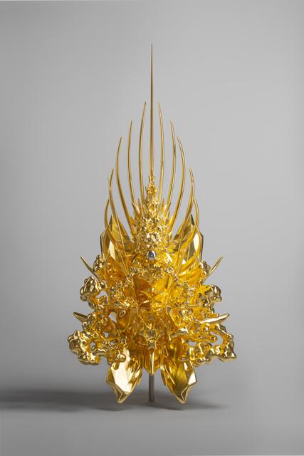 Kohei Nawa, 'Throne (g/p_pyramid)', 2019, Arario Gallery