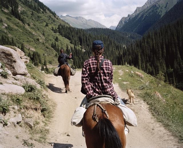 André Príncipe, 'On the way to Ala-Kul, Kyrgystan, July 2017', 2017, Carlos Carvalho- Arte Contemporanea