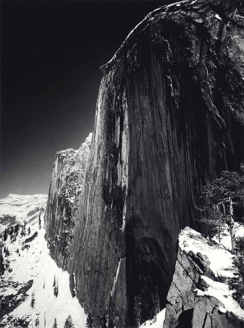 , 'Monolith, The Face of Half Dome,' 1927, Atlas Gallery