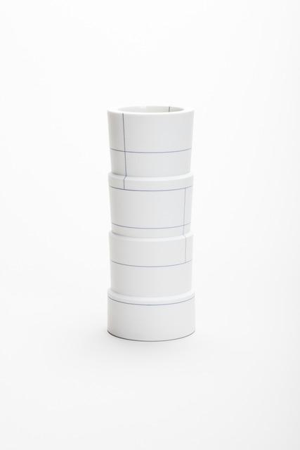 , 'Vase 2012.22.bl,' 2012, Gallery LVS