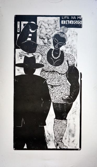Ogonga Thom, 'Untitled | Fuliza', 2016, One Off Contemporary Art Gallery