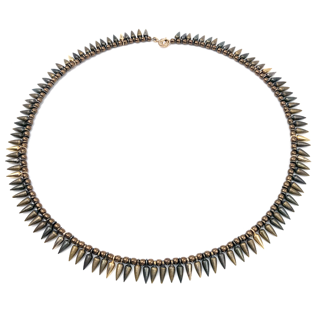 , 'Bullet Bead Necklace,' 2017, Szor Collections