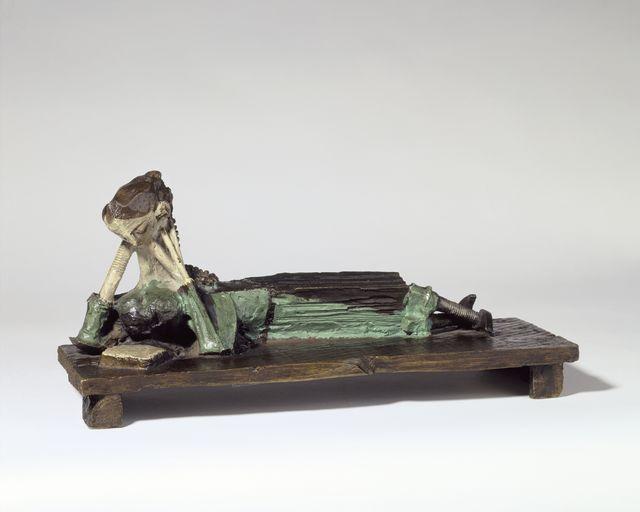 , 'Femme Lisant ,' , Musée Picasso Paris