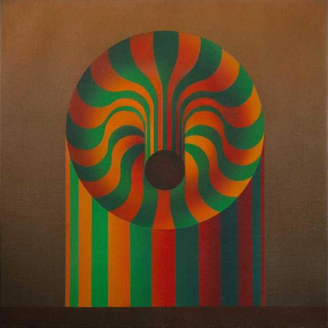 , 'Modulation 329,' 1979, Galería Duque Arango