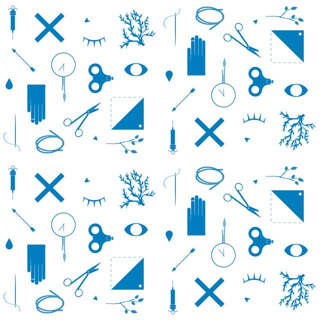 , 'Blue on White,' 2014, VICTORI+MO CONTEMPORARY