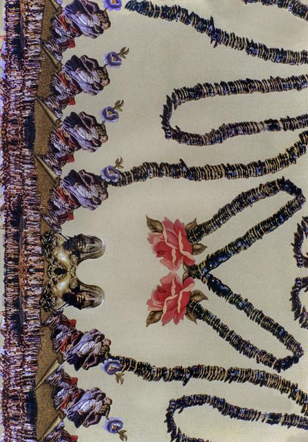 , '(Detalle) Mantelito de té | Doily tea (Detail),' 1997, Gachi Prieto