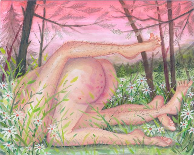 , 'Mountain Love,' 2014, Asya Geisberg Gallery