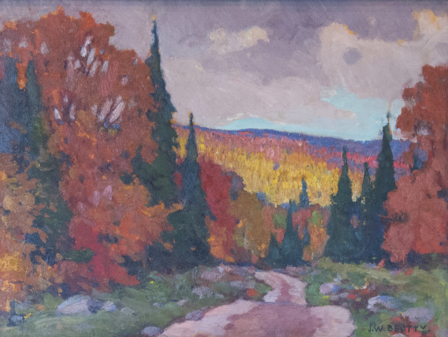 , 'Autumn Near Kearney, Ontario,' , Oeno Gallery