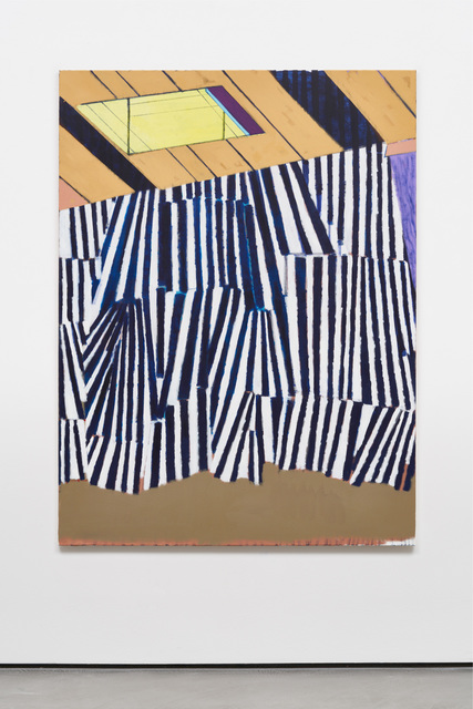 Antje Zeiher, 'untitled', 2020, Painting, Acrylic on canvas, Galerie Judith Andreae