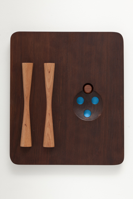, 'Organic Geometry I (Deconstruction of a side table after Charles and Ray Eames),' 2014, KaBe Contemporary