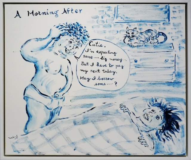 , 'The Morning After,' 2013, Deborah Colton Gallery