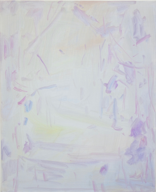 , 'Early Eden Blue,' 2015, CLEAR GALLERY TOKYO