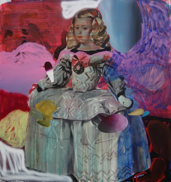 Pascal Vilcollet, 'Pink Menine', 2017, Mazel Galerie