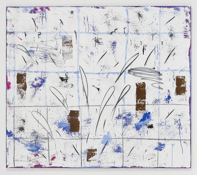 , 'Walking through clear water,' 2014, Sies + Höke