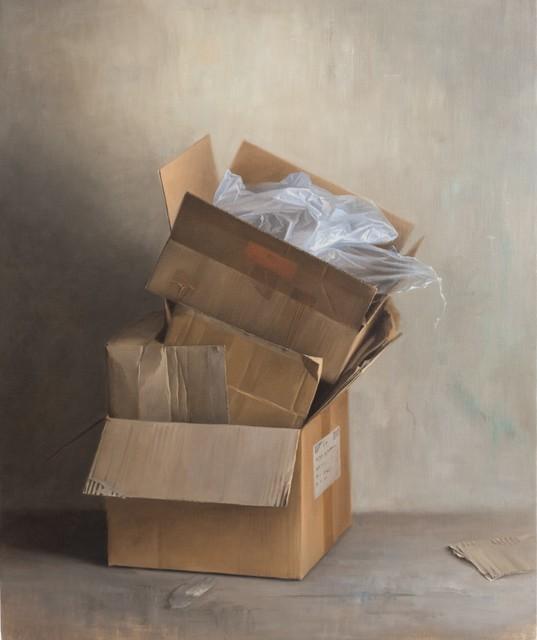 , 'Cartons,' 2016, Zemack Contemporary Art