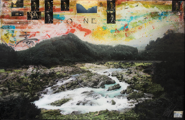 , 'One,' 2017, Louis K. Meisel Gallery