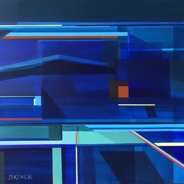 , 'Littoral No. 320,' 2018, Dab Art