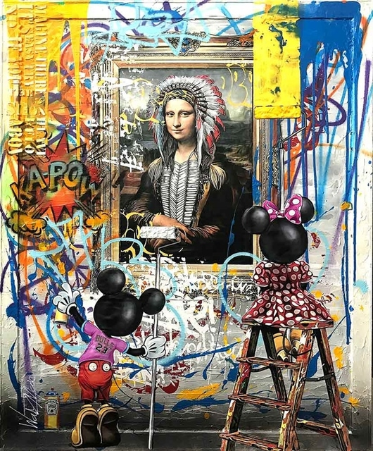 Michael Waizman, 'Native Art', 2018, Miss D Gallery