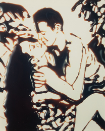 Vik Muniz, 'Kissing in the Tropics from Pictures of Chocolate,' 1997, Phillips: Photographs (April 2017)