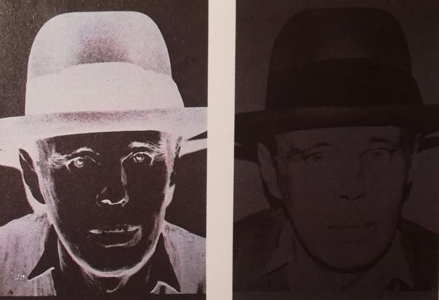 , 'Joseph Beuys,' 1980, Gallery On The Move