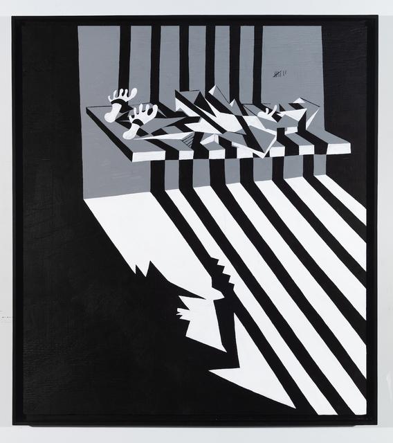 , 'Incarceration Part 2,' 2017, Ki Smith Gallery