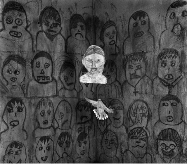 , 'Audience ,' 2011, ARTBAENA