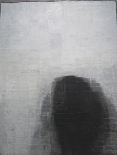 , 'Untitled (dark figure),' 2013, Bridge Productions