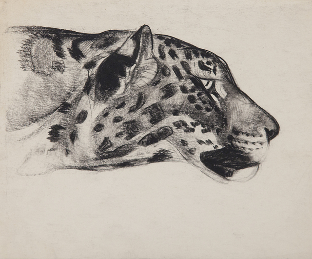 , 'Big Cats: Leopard,' 1940, Cade Tompkins Projects