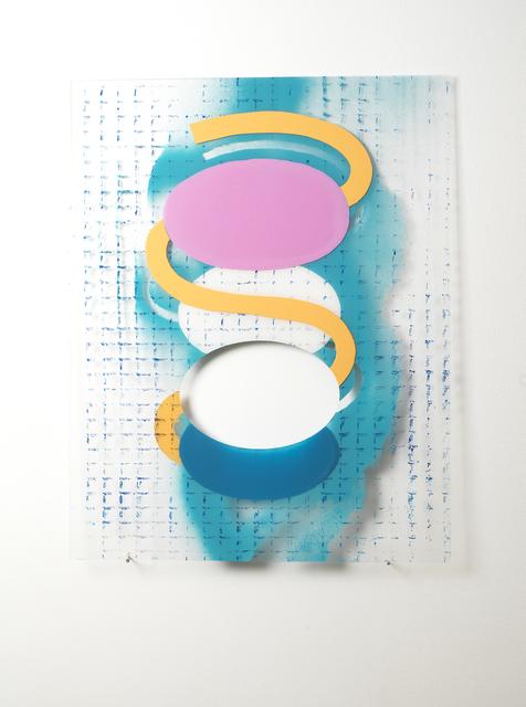 , 'Violet,' 2018, Ani Molnár Gallery