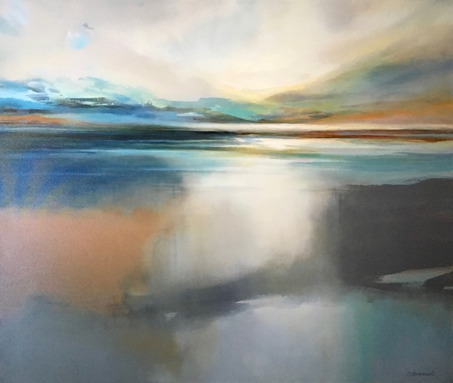 Jane Bronsch, 'At Ease', 2019, Kurbatoff Gallery