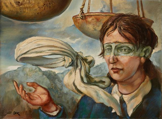 , 'Eye with Eye,' 2015, Pucker Gallery