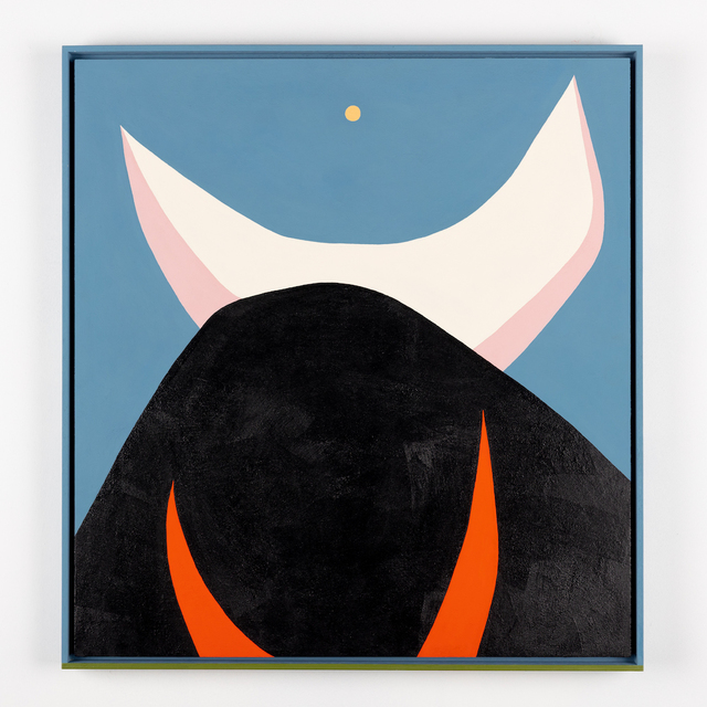 Evi O, 'The Bull Charges For The Moon', 2019, SAINT CLOCHE