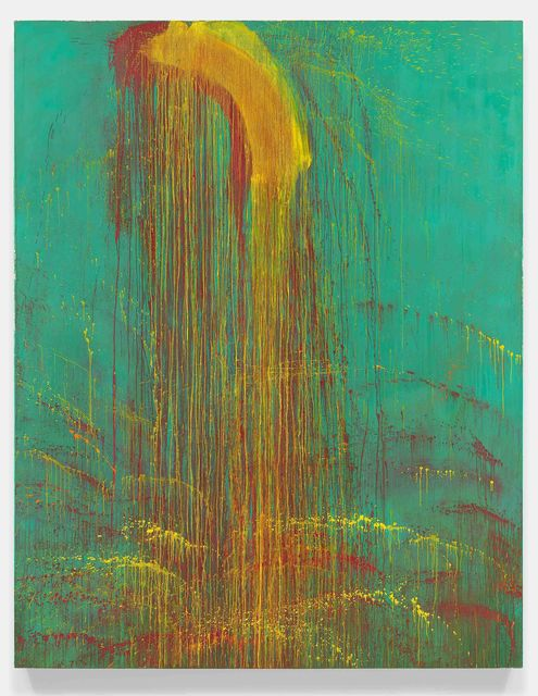 , 'Middle Lhamo Waterfall,' 1992, Lévy Gorvy