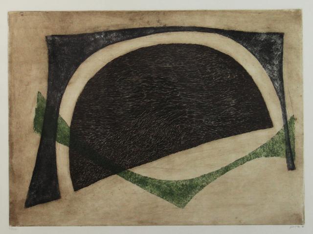 , 'Grande moitié,' 1959, Fólio